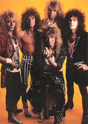 Groupe Hard Rock Année 80 : groupe, année, Whitesnake, Bands,