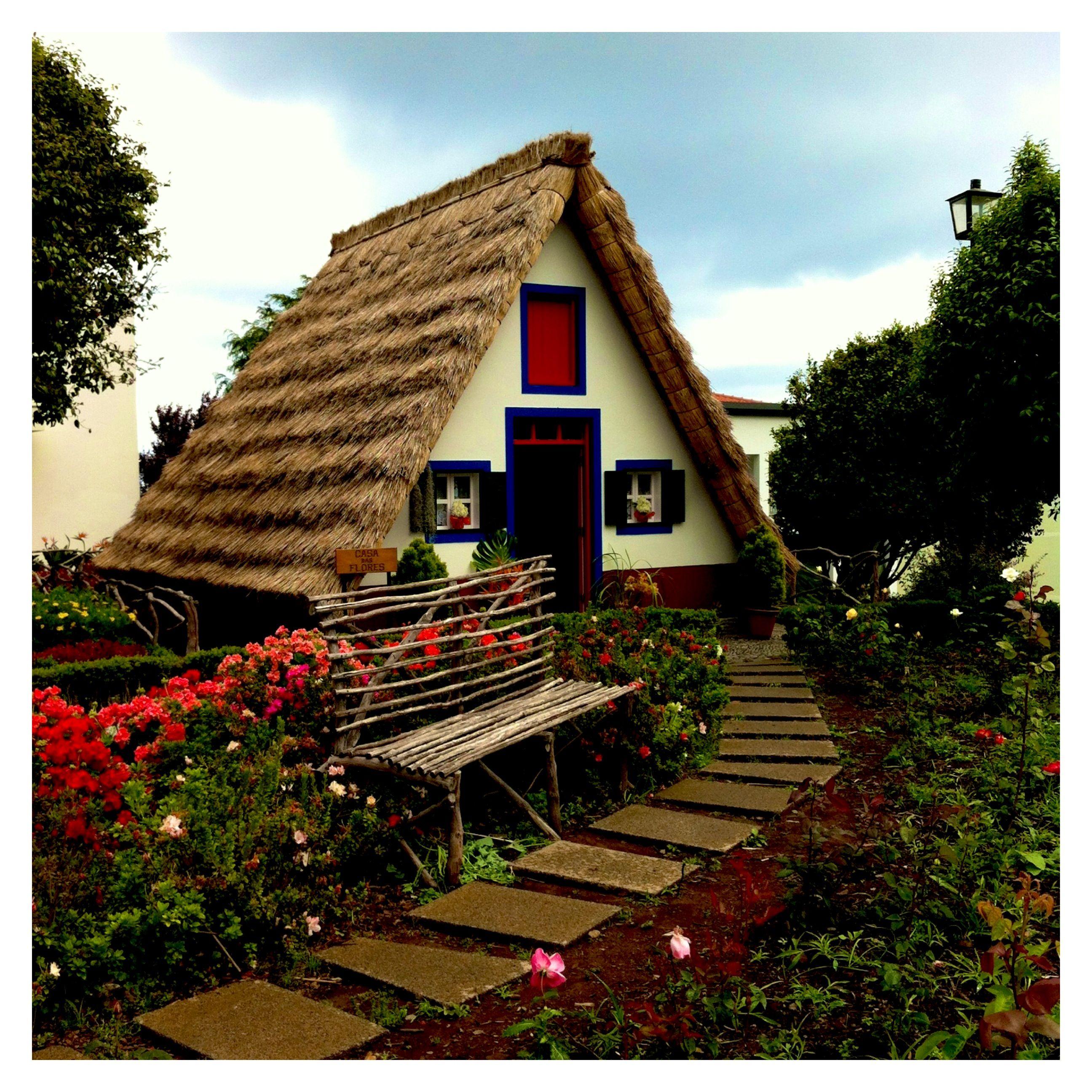 Casa Tradicional Madeirense Santana, Ilha da Madeira