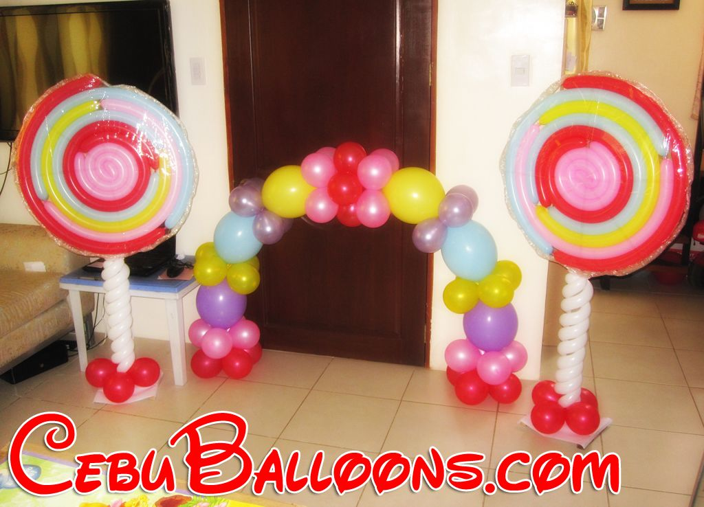 candyland theme arch candyland theme columns cake arch
