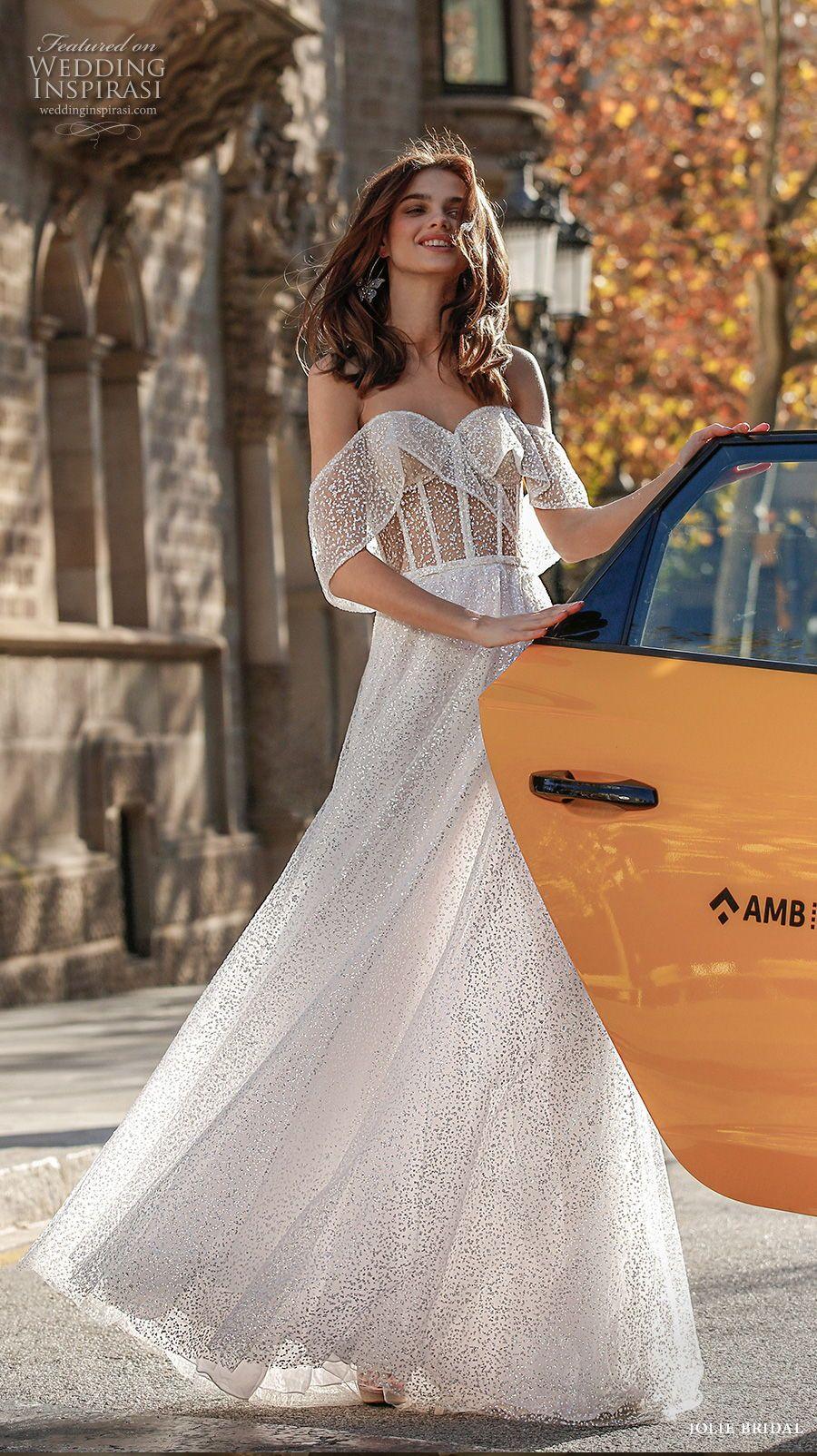 First Look Jolie Bridal Spring 2021 Wedding Dresses Wedding Inspirasi In 2020 Vintage Style Wedding Dresses Wedding Dresses Unique Wedding Dresses,Wedding Party Wear Dresses For Teenage Girls