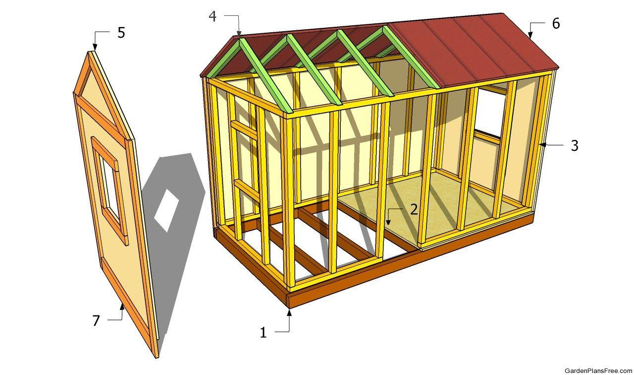 garden playhouse garden plans pinterest playhouses garden