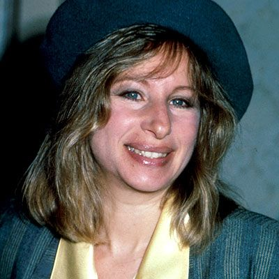Nude barbra streisand Barbra Streisand