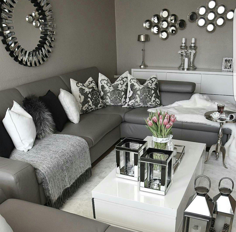 Enticemedear Gray Living Room Design Silver Living Room