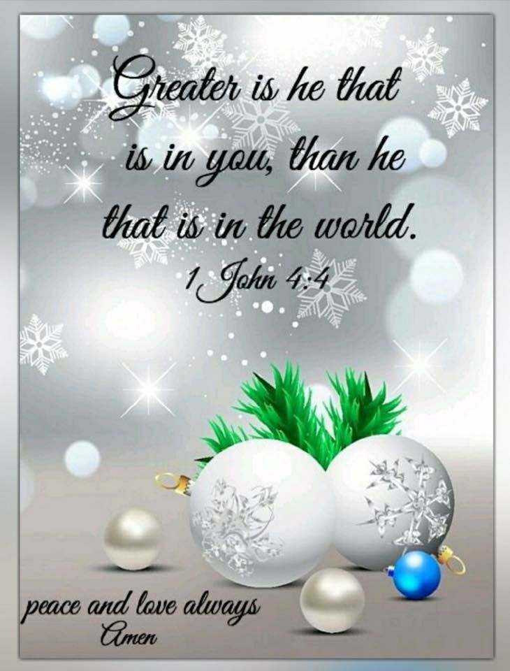 God Bless Each One Of You! | MERRY CHRISTMAS AND PEACE ON EARTH! |  Pinterest | Bible, Scriptures And Verses