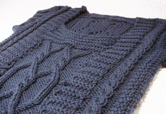Saxon vest knitting pattern by Naonu on Etsy, $5.00  #celtic #Saxon #vest #knitting #pattern #Naonu @Etsy #Etsy