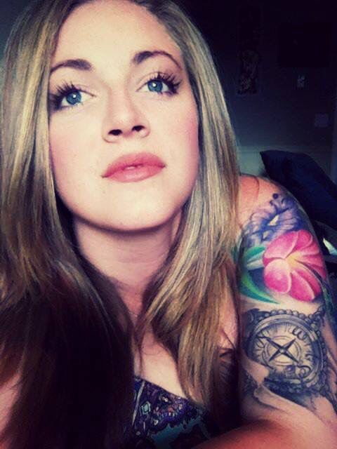 My tattoos tell tales