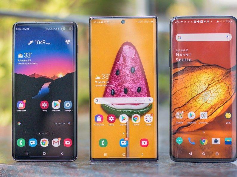 Best Phones For Tiktok Videos Creators In 2020 Samsung Wallpaper Best Phone Samsung Galaxy Wallpaper