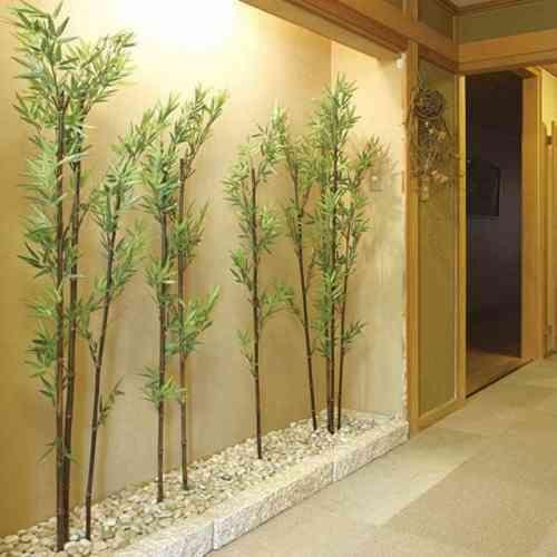 Du bambou d co pour un int rieur original et moderne for Plantes d interieur decoration