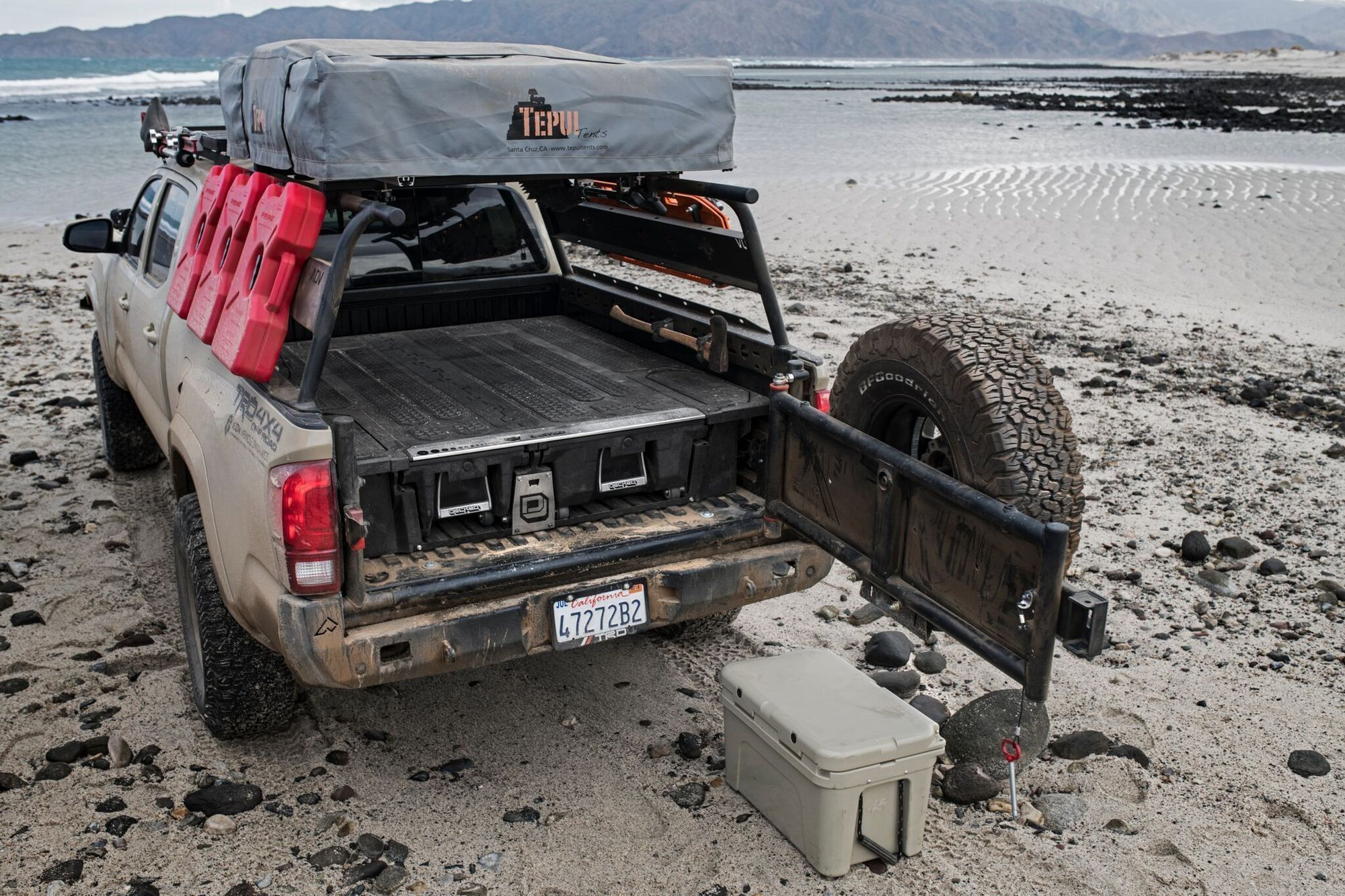 DECKED DECKED Toyota 2005Current Vehicle Specific