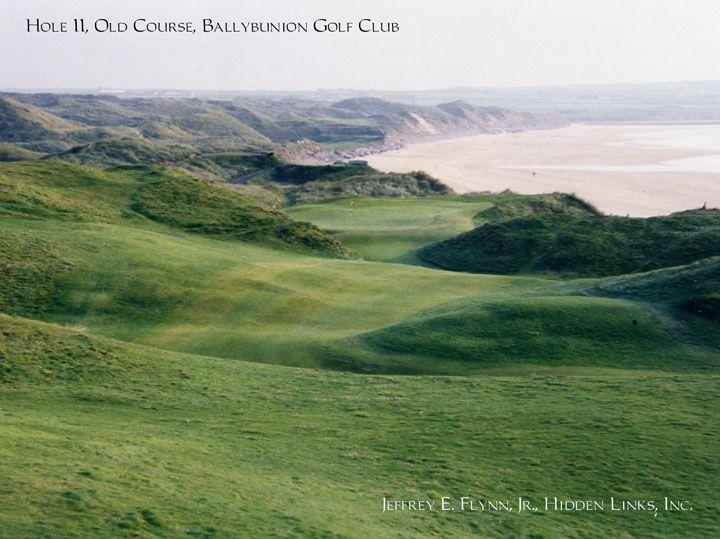 21++ Ballybunion old golf course ireland ideas