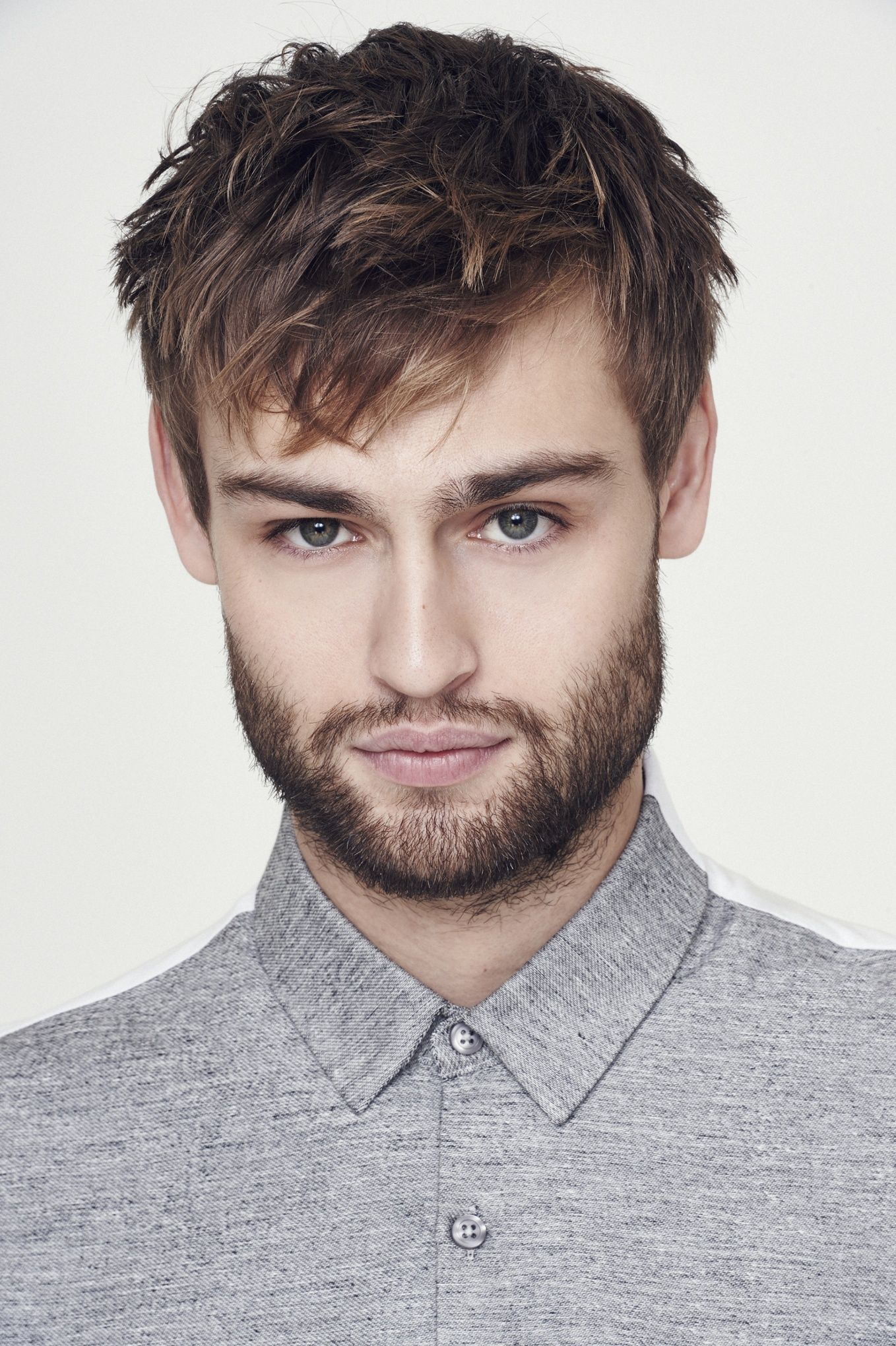 Douglas booth models menswear for spring u in pictures