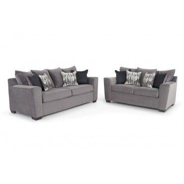 Bob S Furniture Skyline Sofa Loveseat 799
