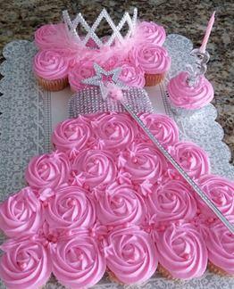 Incredible Cookies Cakes Cupcakes Princess Cupcakes Princess Cupcake Funny Birthday Cards Online Inifodamsfinfo