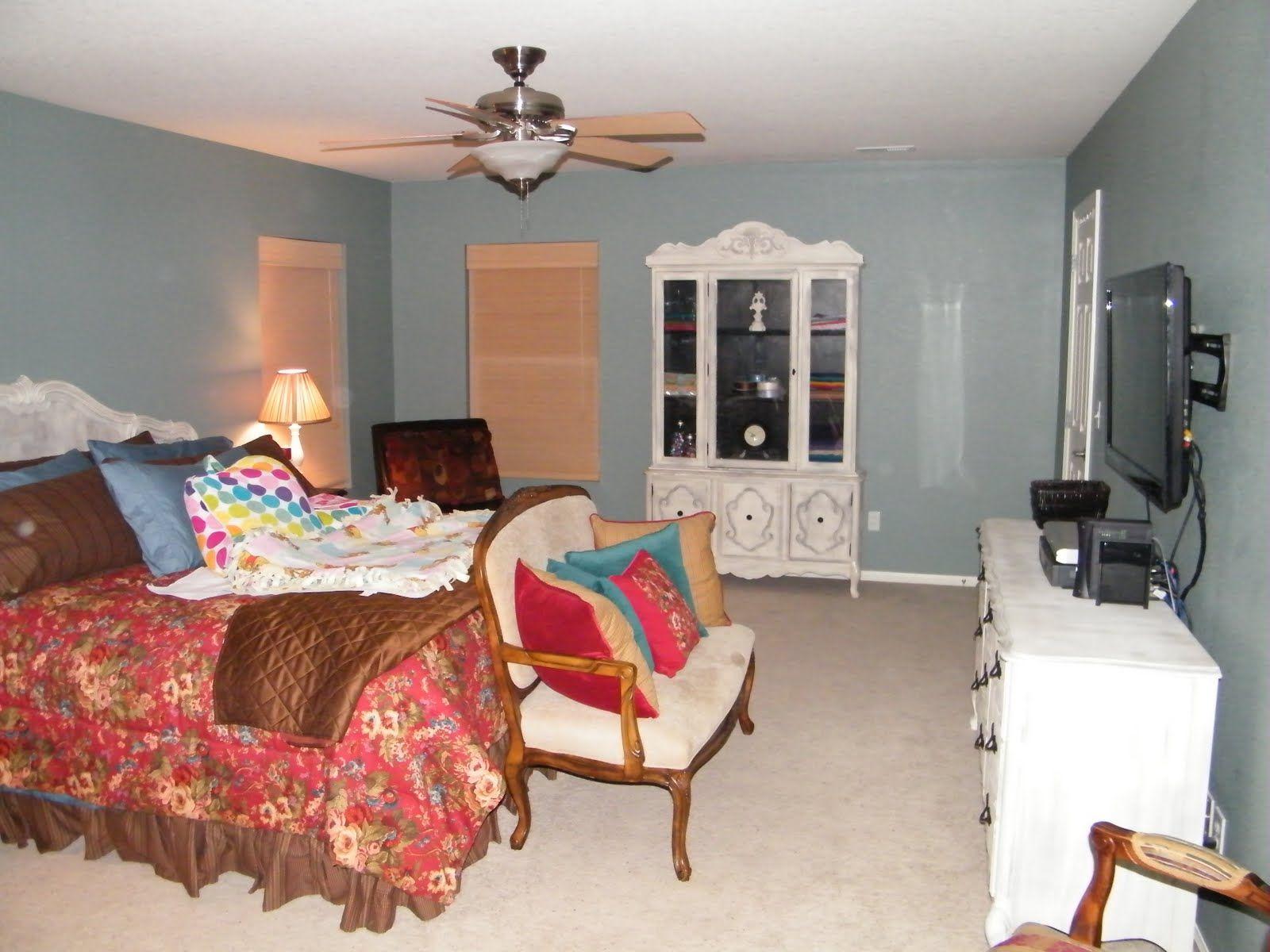 behr agave | Master Bedroom Remodel - Part 2 | DIY | Pinterest ...