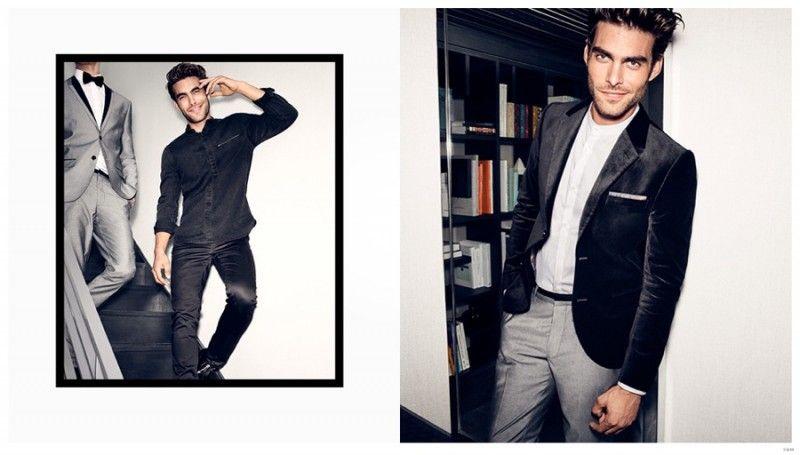 Modern Tailoring: Jon Kortajarena & Arthur Gosse for H&M image HM Modern Tailoring 002 800x455