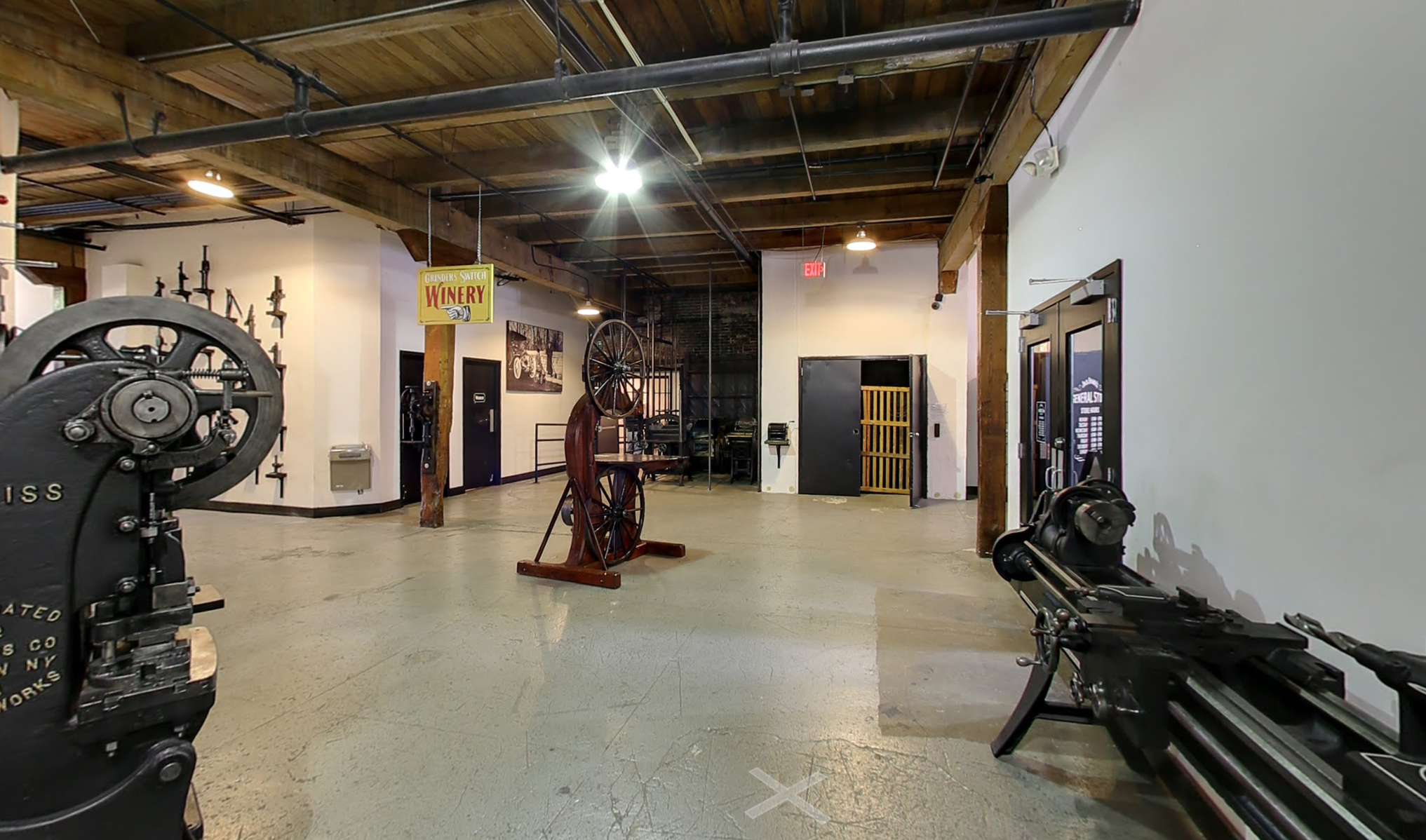 This Is Inside The Old Marathon Motor Works Factory In Nashville