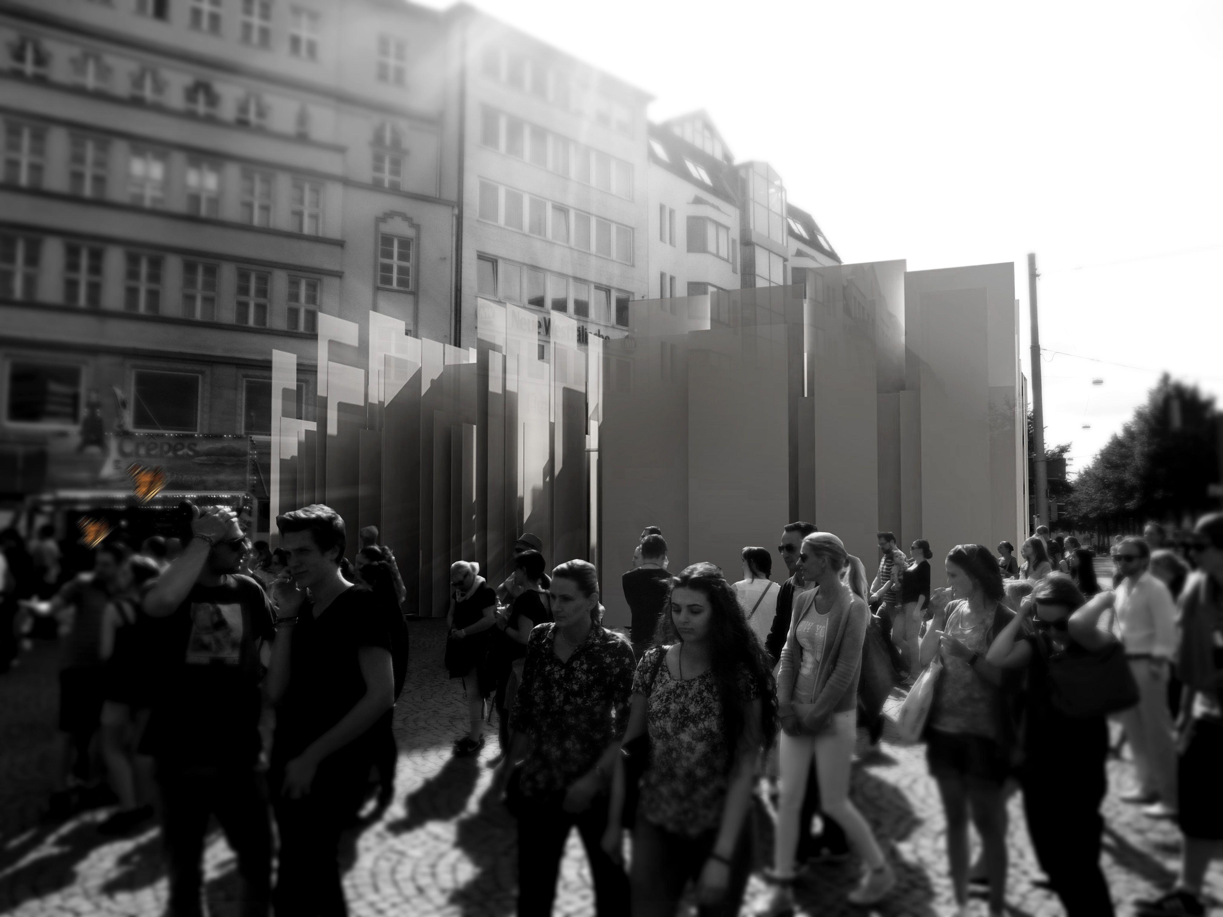 """short project """"mimicry"""" in bielefeld by jan baumgartner, Innenarchitektur ideen"""