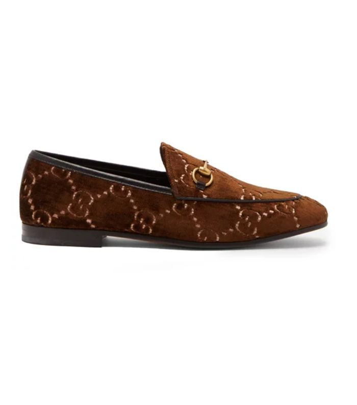 49244d23a 5 New Flats Styles to Wear With Skinny Jeans in 2019 | gucci woman ...