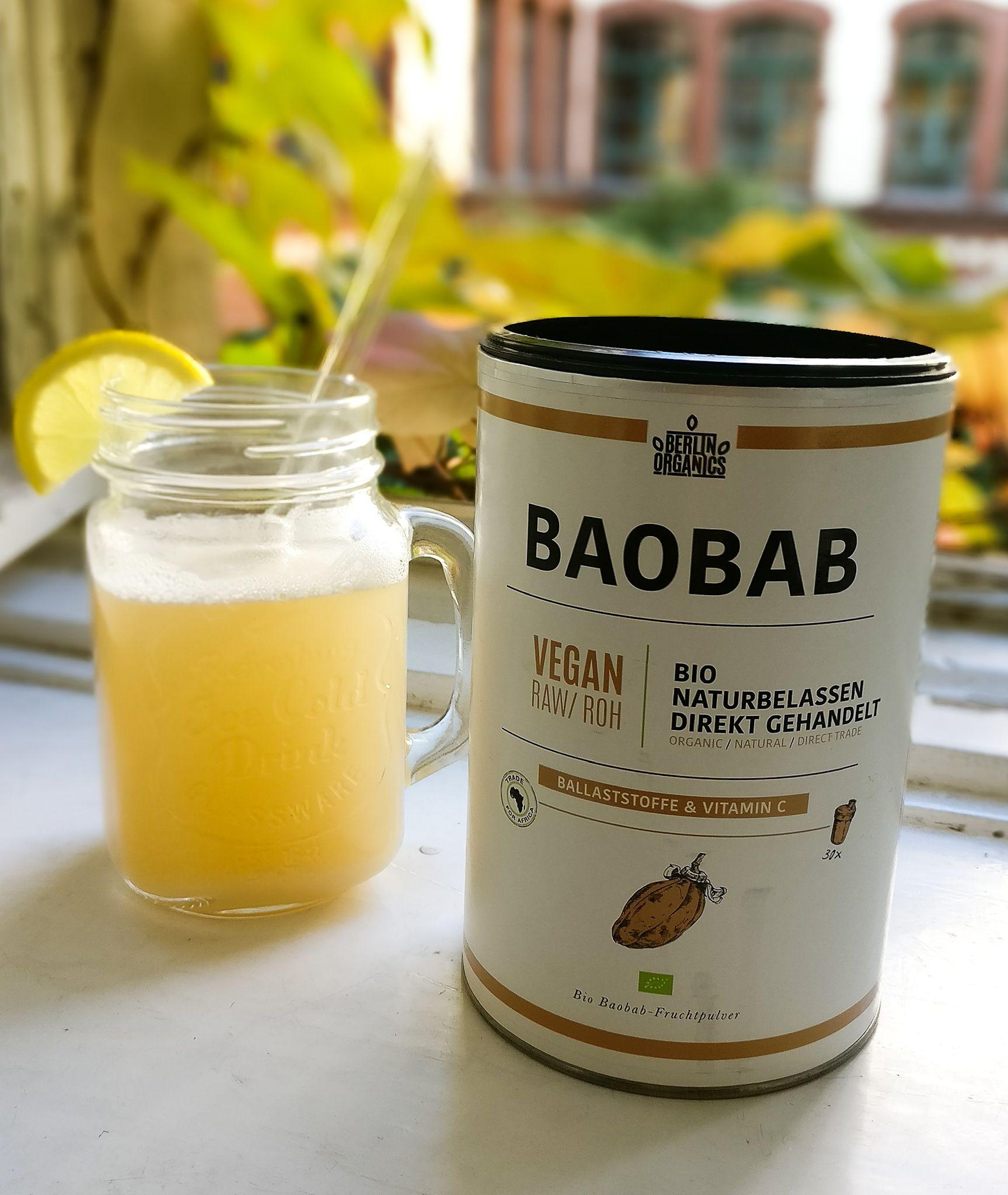Bio Baobab Pulver Protein Shake Selber Machen Gesunde Ernahrung Eiweissshake Abnehmen
