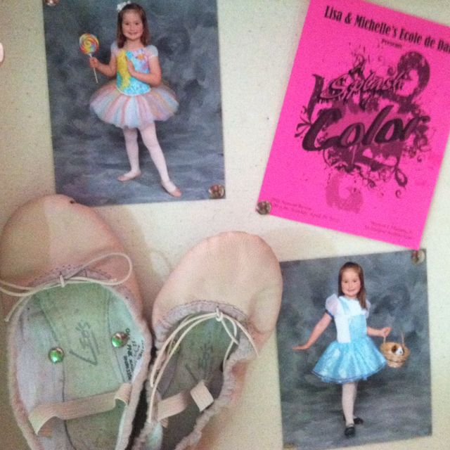 how to build a dance shadow box