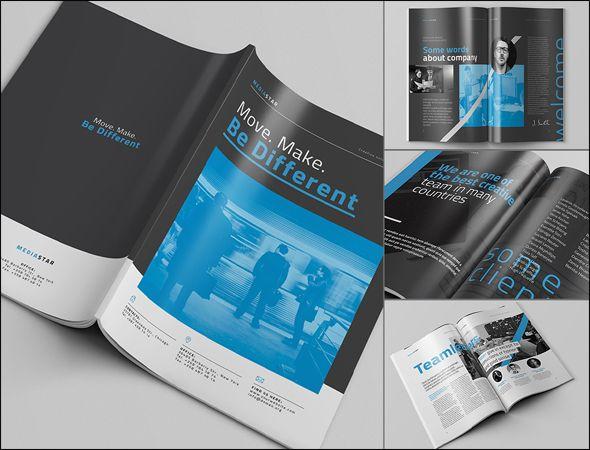 make a free brochure online