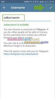 Aplikasi Telegram Aplikasi Android
