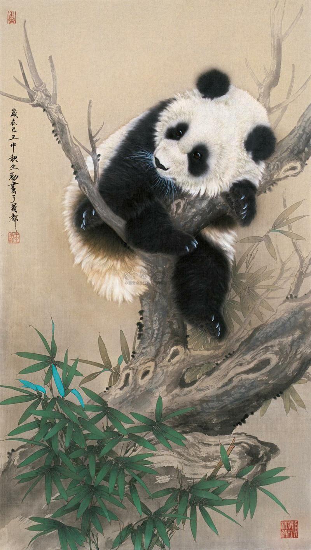 une légende chinoise populaire raconte qu u0027autrefois les pandas