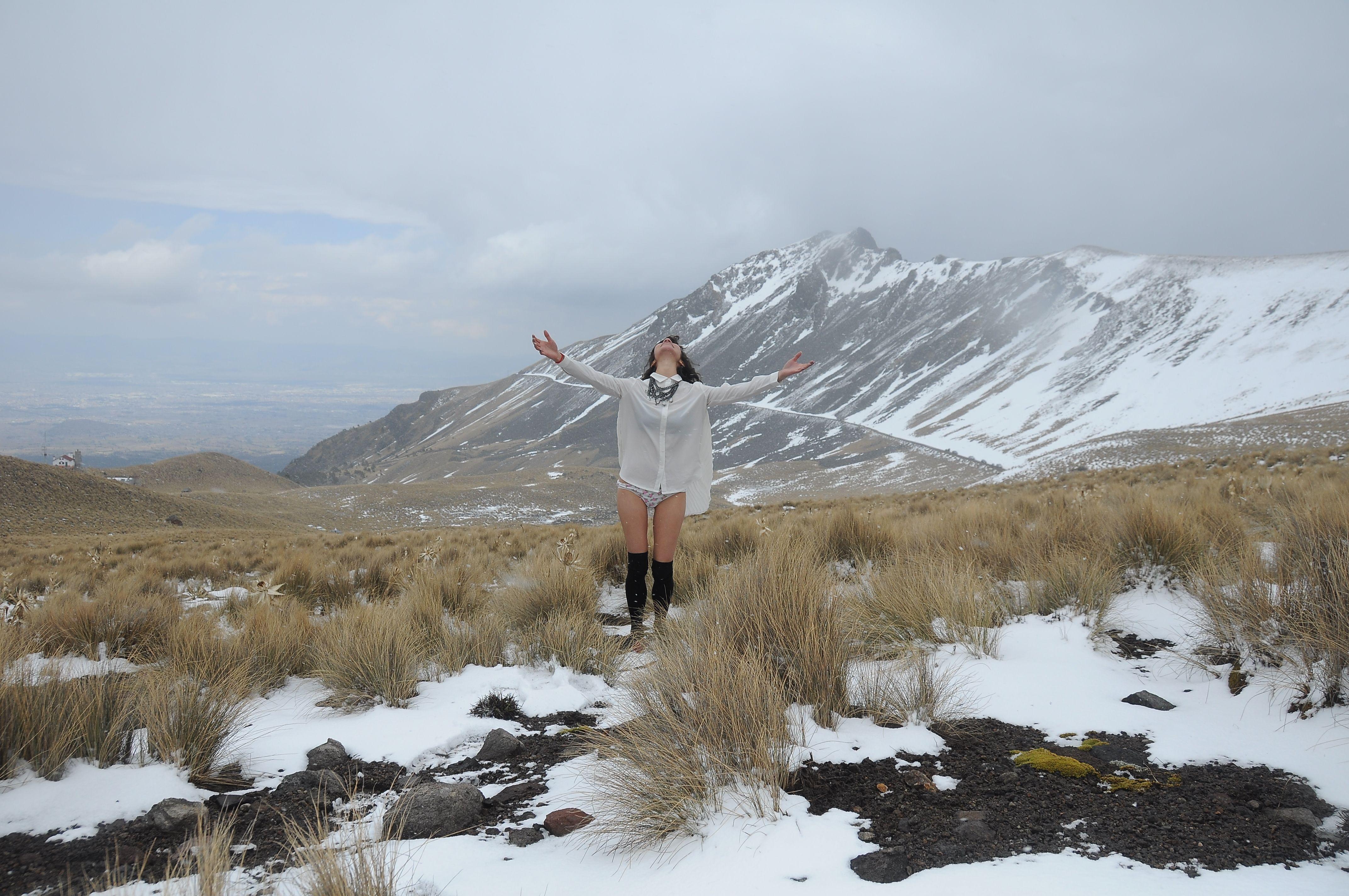 Nevado de Toluca #nature