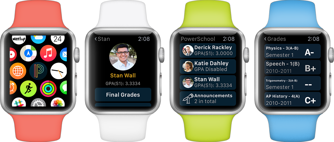 PowerSchool Mobile is Now Available on Apple Watch (With