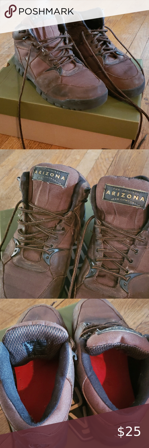 eee hiking boots