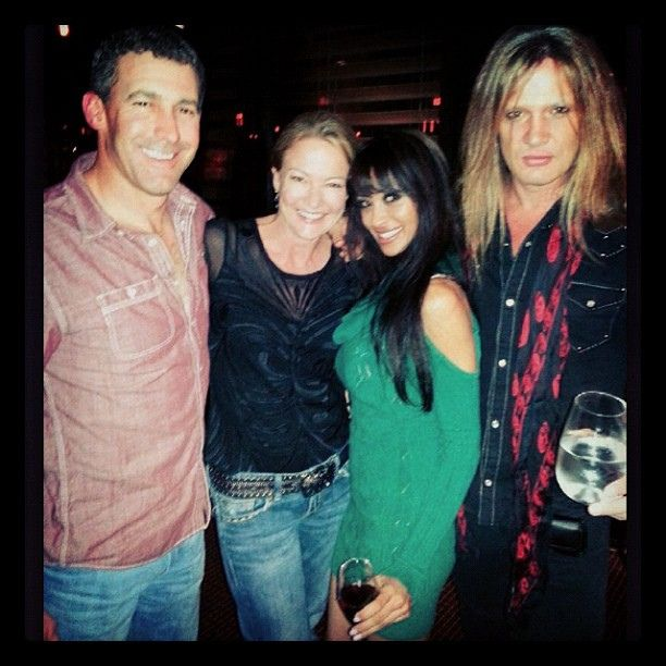 Axl Sister Amy Bailey Pearce And His Brother In Law Daniel Pearce