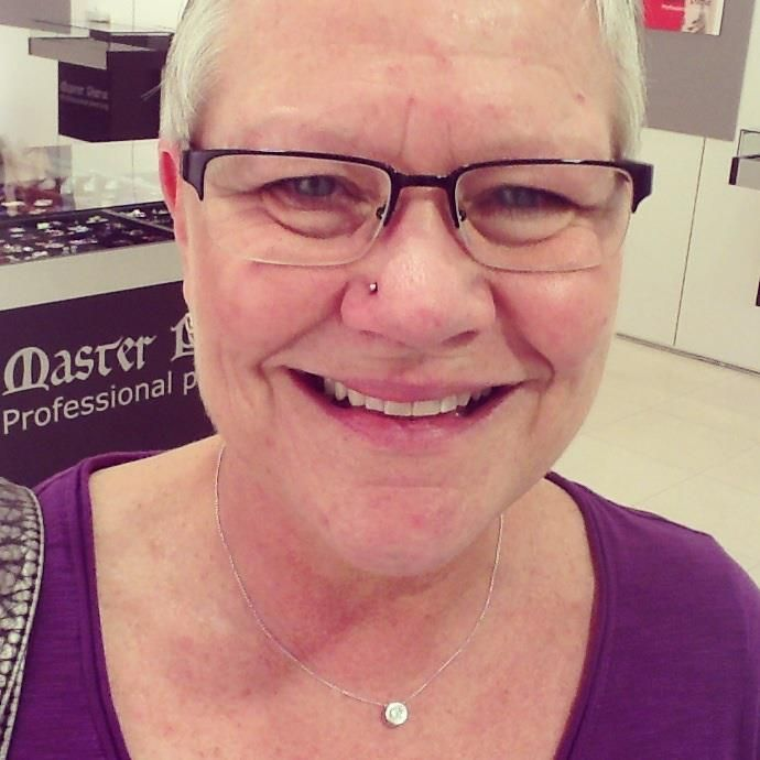Never Too Old To Get Pierced Thank You Master Pierce For My New