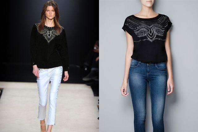 No sin mis clones: camisas y camisetas de Isabel Marant