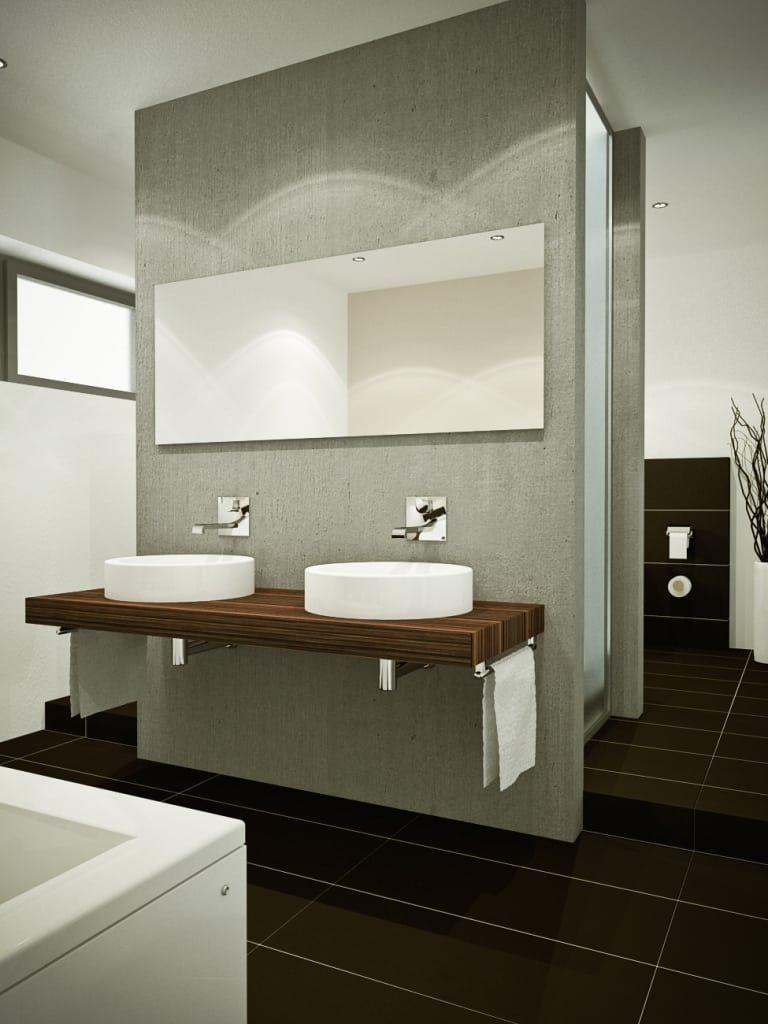 Bad badezimmer von innenarchitektur schucker krumm in for Badezimmer design hannover
