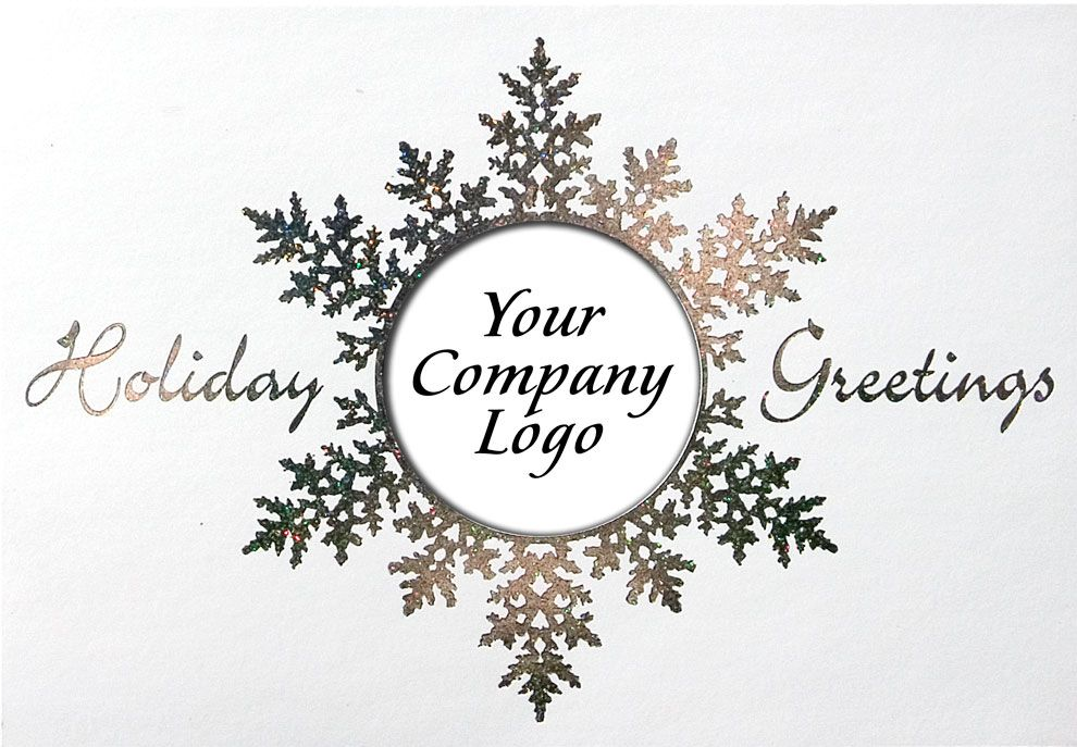 Holiday cards for business, business holiday greeting