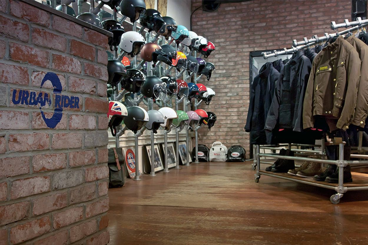 A Bike Store Equipment The New Motorcycle Gear Store Moto Garage
