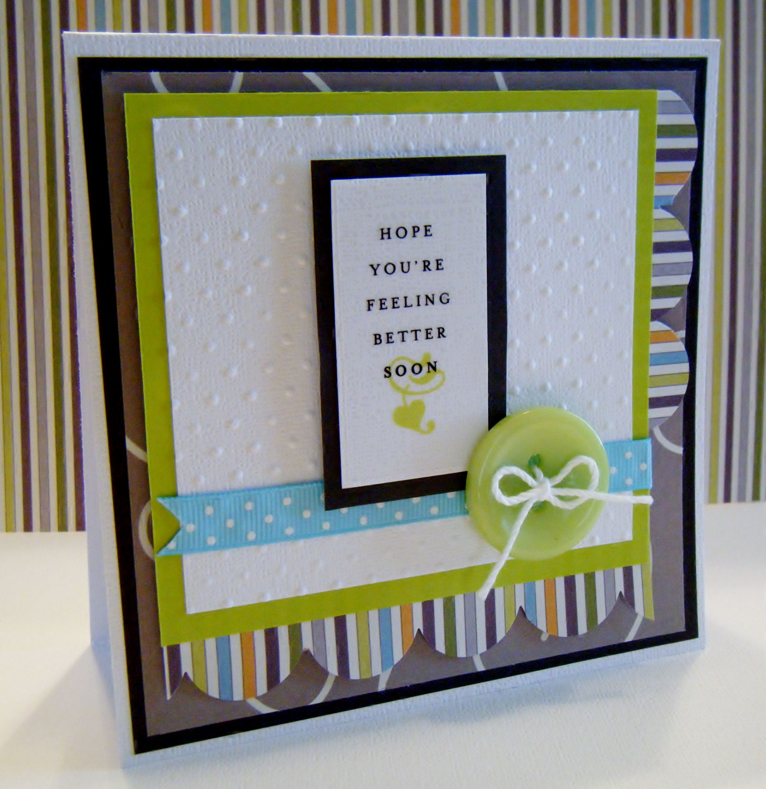 Card Making Ideas Scrapbooking Part - 43: Feel Better Cards