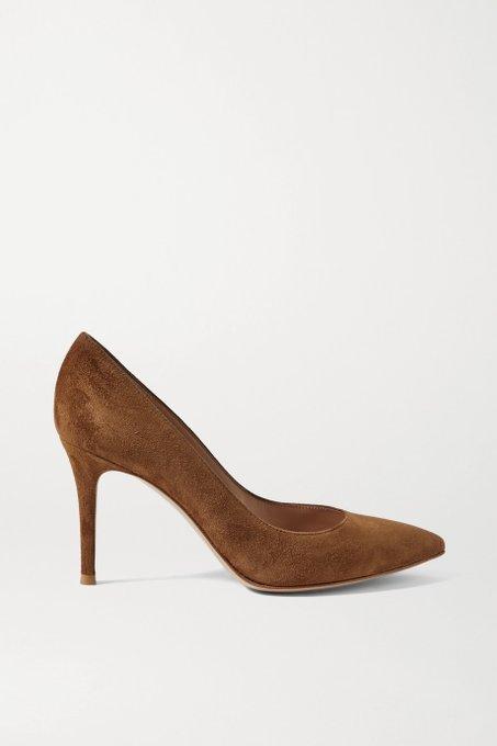 Victoria Pendleton Kitten Heels Lookbook - StyleBistro