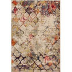 Photo of benuta Teppich Casa Beige/Multicolor 80×150 cm – Vintage Teppich im Used-Look benutabenuta