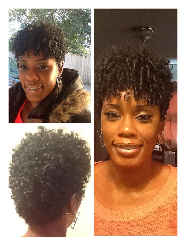 Short Crochet Braids With Images Short Crochet Braids Curly