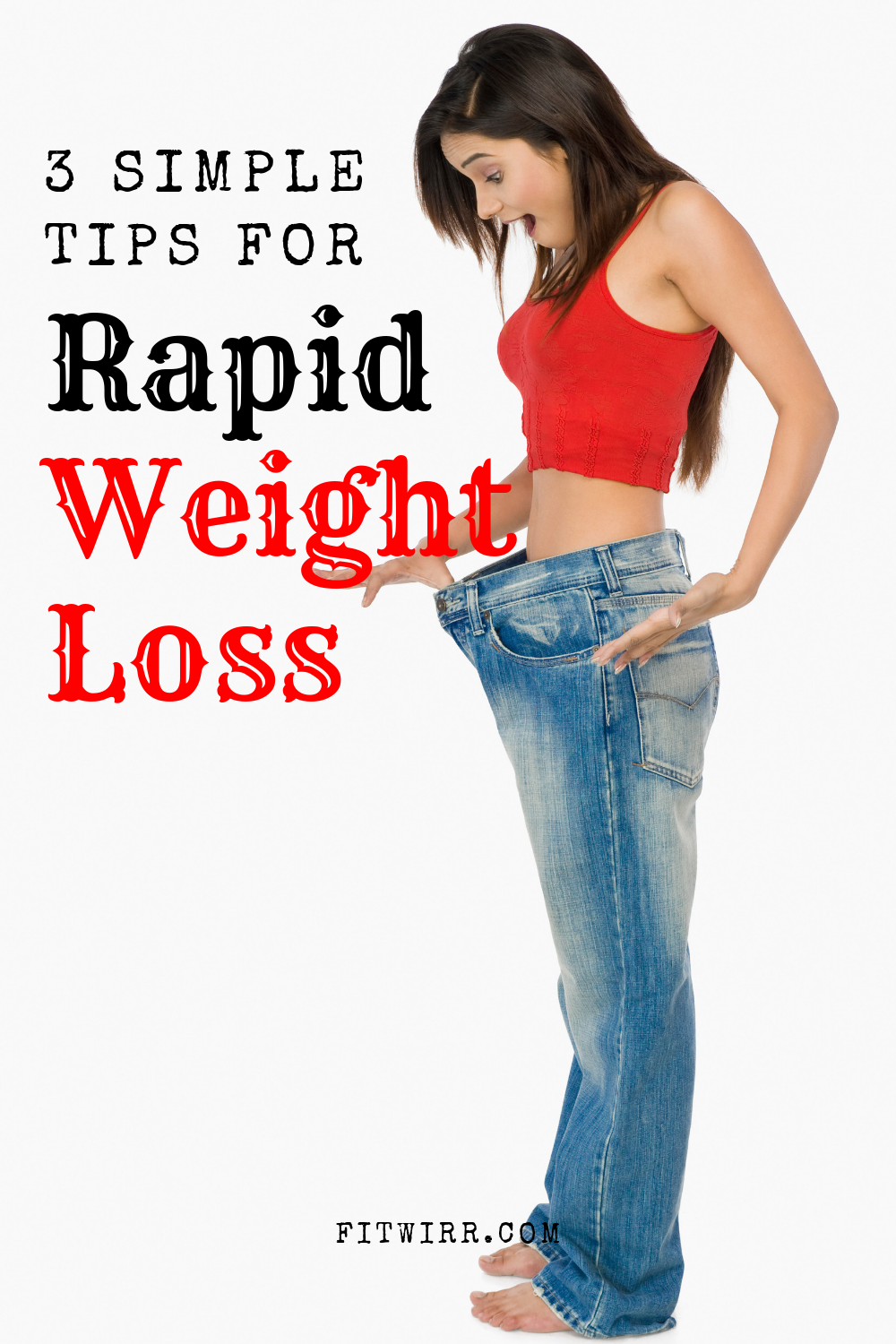How to Lose Weight Quickly: 3 Simple Weight Loss Tips That Work - Fitwirr