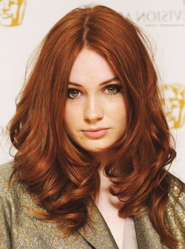 Karen gillan red hair pity, that