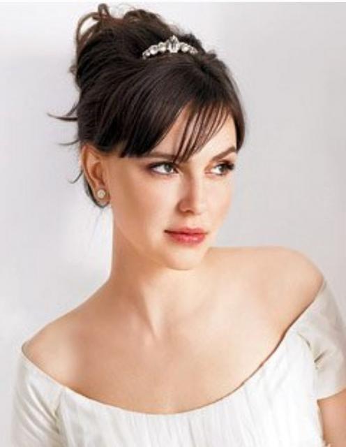photo of simple bride updo hairstyle.jpg