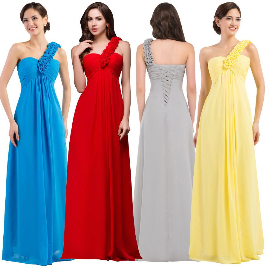 CHEAP Wedding Evening Dresses Formal Prom Bridesmaid Maxi ...