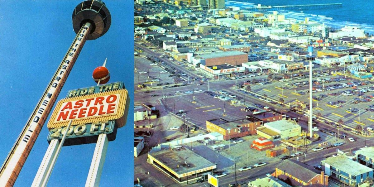 Myrtle Beach A Brief Look At The History Of Area Attractions Hotels Restaurants And Places That Made It One Most Por