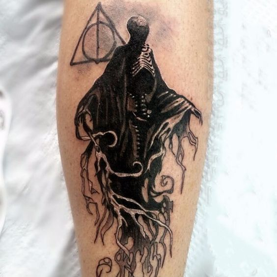 48c7b0dc230b1 A Dementor is a non-being and Dark creature, considered one of the foulest  to inhabit the world. . Color: Black. Tags: Cool