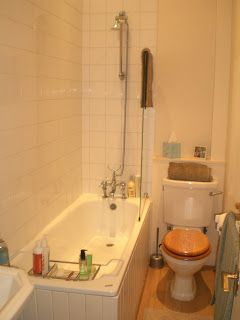 Narrow Bathroom Layout With Lengthwise Tub And Side Toilet Vanity In Front Of Tub No Window At Bathroom Layout
