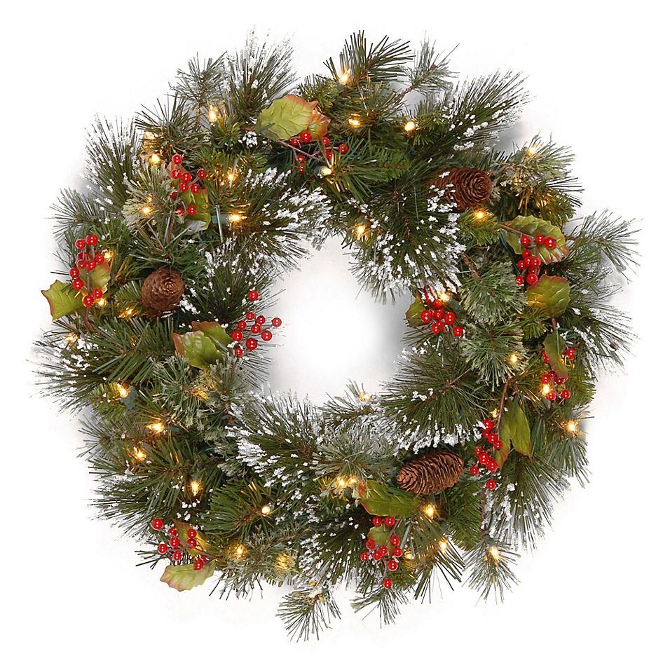 33++ 36 inch pre lit christmas wreath ideas