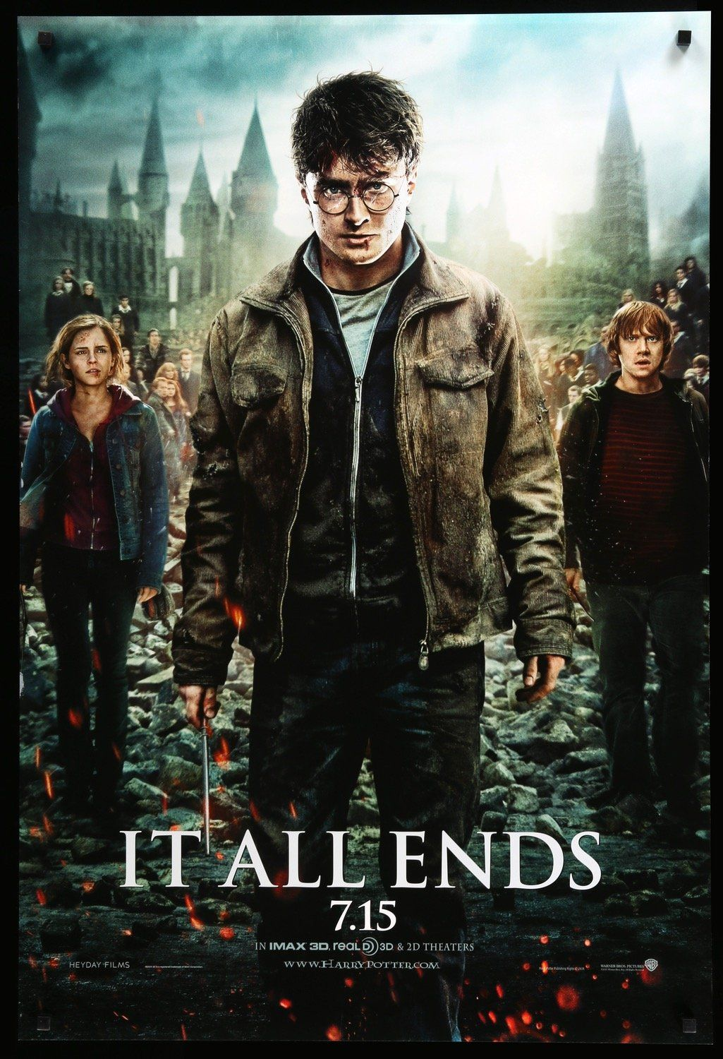 Harry Potter And The Deathly Hallows Part 2 2011 In 2021 Deathly Hallows Part 2 Harry Potter Movies Deathly Hallows Movie