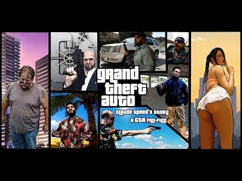 GTA 3 5 Claude Speed's Story (Live Action) - YouTube Grand